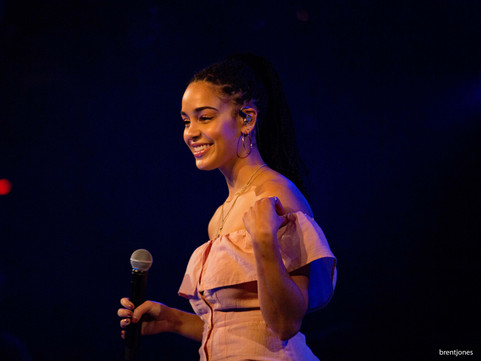 Jorja Smith - Invisible Wind Factory, Liverpool 08.02.2018