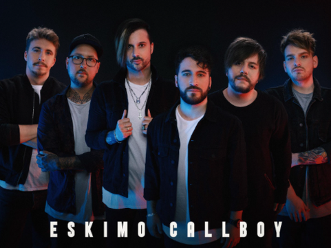 Eskimo Callboy Release Video For New Single 'Hate/Love'