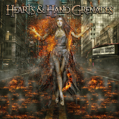 Hearts & Hand Grenades – 'Turning To Ashes' Album Review