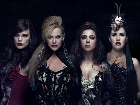 Exit Eden Announce Debut Album 'Rhapsodies In Black' And Release New Video For 'Unfaithf