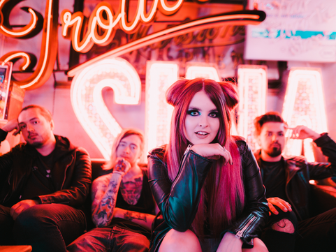 As December Falls Release Video For New Single 'Tears'