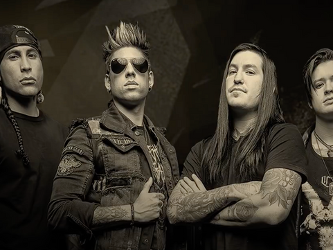 Escape The Fate Release New Single 'Digging My Own Grave'
