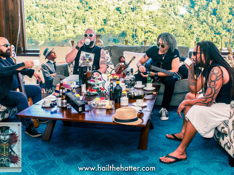 Interview With 'Hail The Hatter'