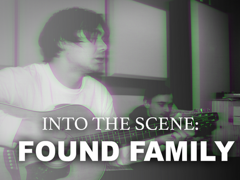 Into The Scene: Found Family
