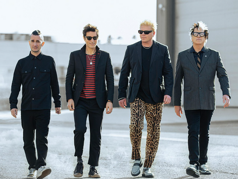 The Offspring Release Video For New Single 'This Is Not Utopia'
