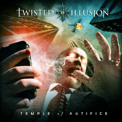 Twisted Illusion - 'Temple Of Artifice' Album Review