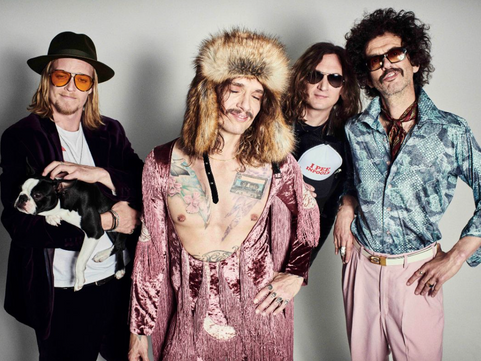 The Darkness Release Video For New Single 'Motorheart'