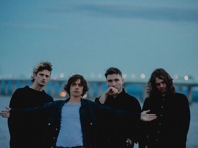 October Drift Release Video For New Single 'Like The Snow We Fall'