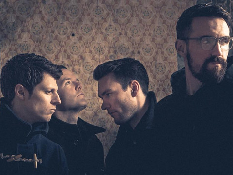 The Slow Readers Club Release Live Video For New Single 'You Opened Up My Heart' Filmed At M
