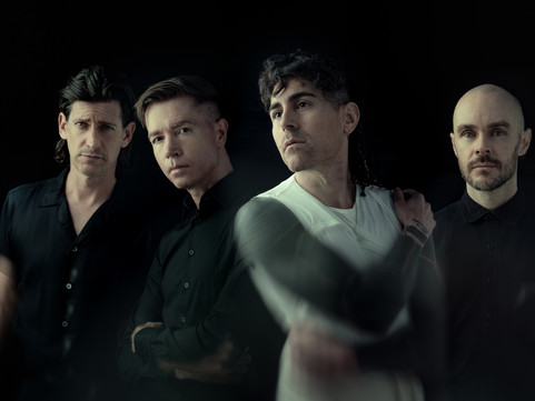 AFI Release Video For New Single 'On Your Back'