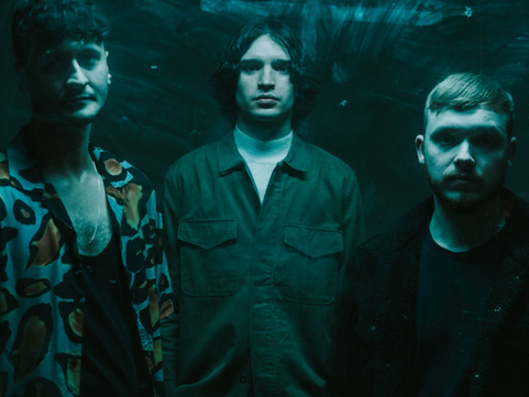Press to MECO Release New Single 'Smouldering Sticks'