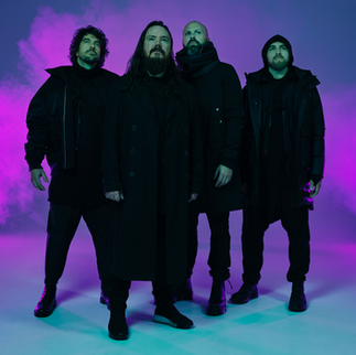 Twelve Foot Ninja Release Video For New Single 'Over And Out' Featuring Jinjer's Tatiana Shmayluk