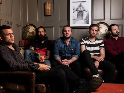 Lonely The Brave Announce New Album 'Things Will Matter (Redux)'