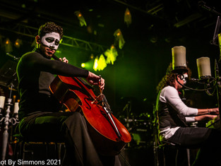 Festival Of The Dead Presents: The Rock Orchestra By Candlelight -  O2 Academy Sheffield 30.09.2021