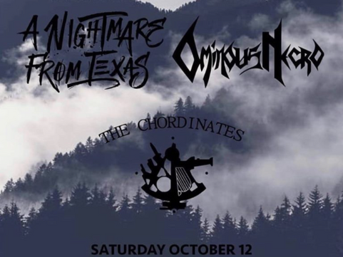 A Nightmare From Texas - Acadia Bar & Grill, Houston, TX12.10.2019