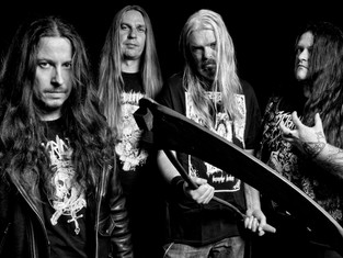 Asphyx Release Video For New Single 'Botox Implosion'