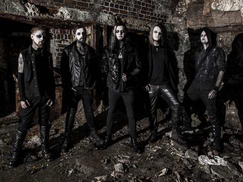 The Dead XIII Release Video For New Single 'Dark Days'