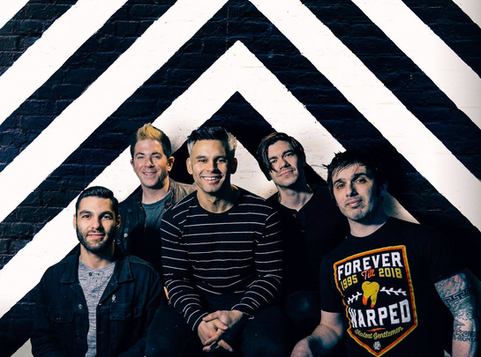 """Leeds Festival 2019: Patent Pending: """"Rock Music Is Dying, It's Time For New Things To Happen&q"""