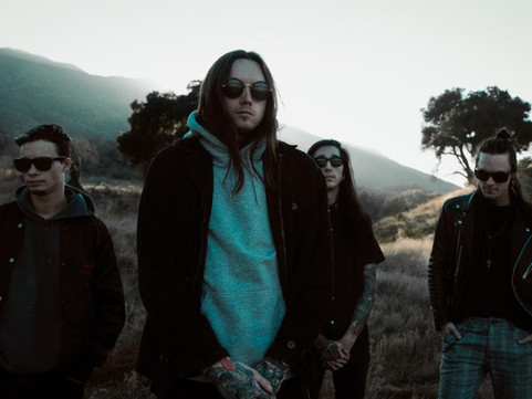 Bad Omens Release Video For New Single 'Burning Out (Unplugged)'