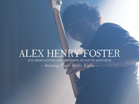 Alex Henry Foster And The Long Shadows - 'Standing Under Bright Lights' Album Review