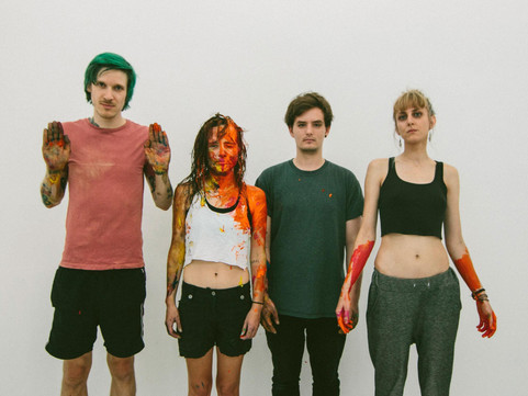 Petrol Girls Reveal Video For 'Touch Me Again'