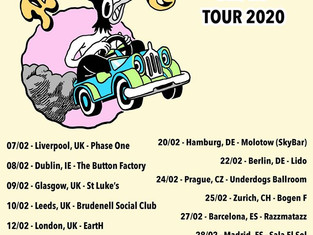 (SANDY) Alex G - Phase One, Liverpool 07.02.2020
