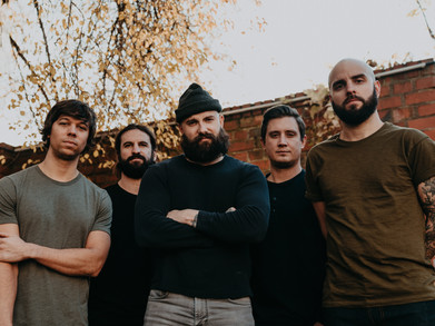August Burns Red Release Video For New Single 'Standing In The Storm'