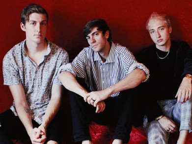 Happy. Release Video For New Single 'Background Noise'