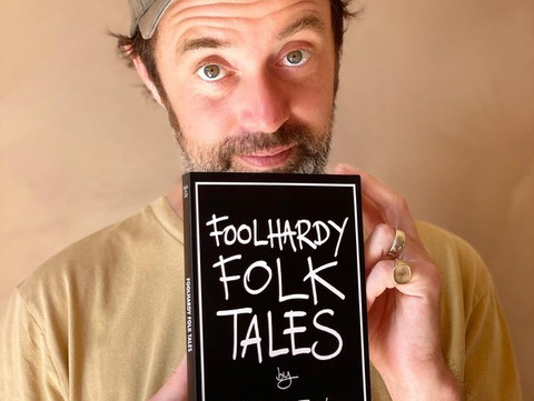 Beans On Toast - 'Foolhardy Folk Tales' Book Review