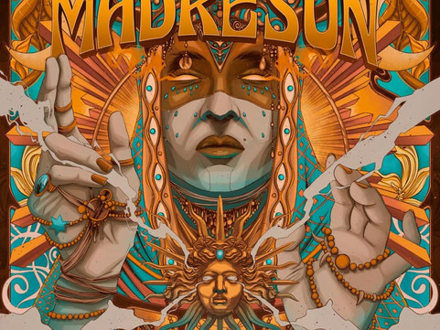 Madre Sun - 'The Speed Of Light' EP Review