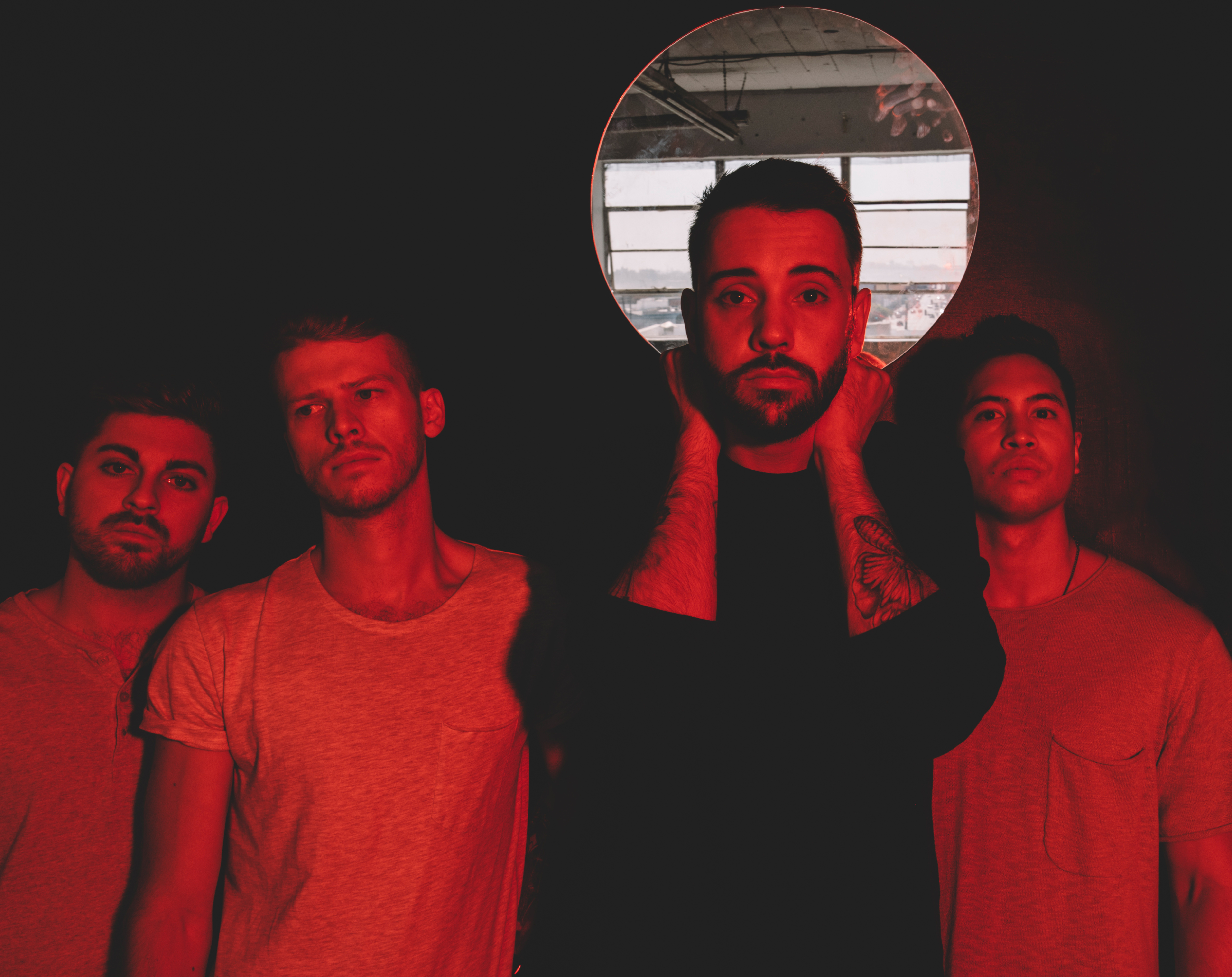 Selfish Things Release Video For New Single 'Blood' (feat