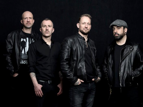 Volbeat Release Video For New Single 'Wait A Minute My Girl'