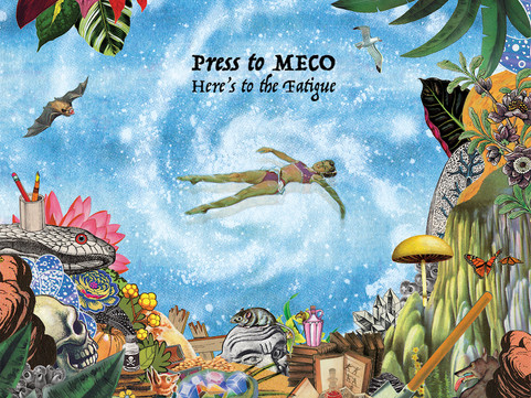 Press To MECO - 'Here's To The Fatigue' Album Review