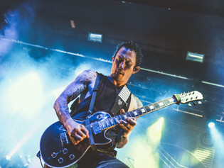 Matt Heafy Of Trivium Gives Us A Track By Track Break Down Of New Album 'What The Dead Men Say&#
