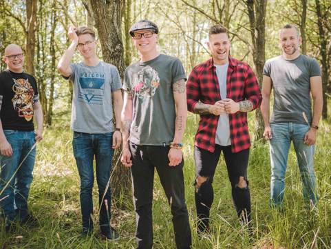 InMe Release New Single 'Shame'