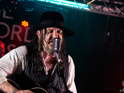 Tyla's Dogs D'amour - The Fulford Arms, York 01.08.2019