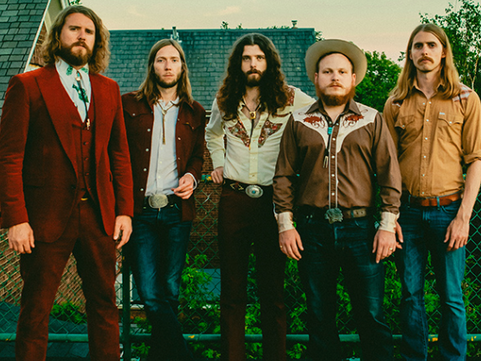 The Sheepdogs Release Video For New Single 'Nobody'