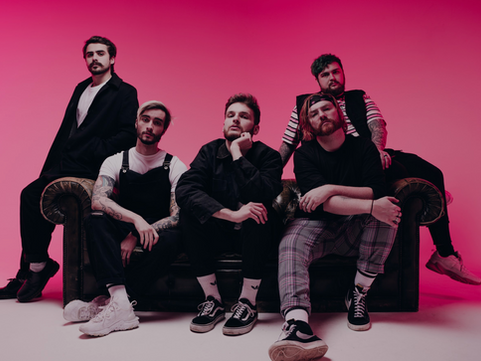 THECITYISOURS Release Video For New Single 'Violent'