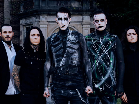 Motionless In White Release Animated Video For New Single 'Timebomb'