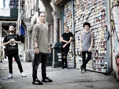 VRSTY Sign To Spinefarm Records + Release Video For New Single 'Shameless'