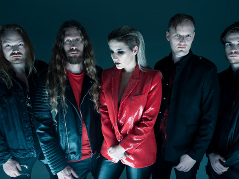 Delain Release Video For New Single 'One Second'