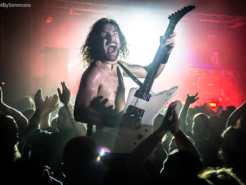 Airbourne - O2 Academy Sheffield 28.11.2019