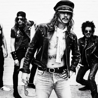 The Darkness Release Video For New Single 'Jussy Girl'