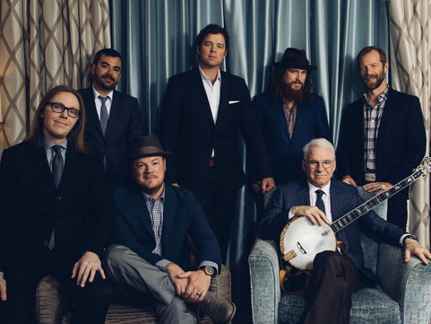 Grammy Award-Winning Comedian And Musician Steve Martin And The Steep Canyon Rangers Return With New