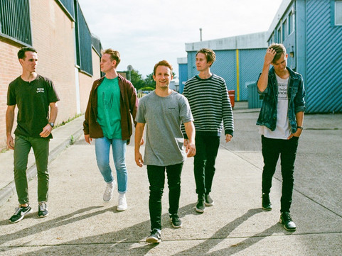 ROAM Announce Second Album & Release New Single/Video For 'Playing Fiction'