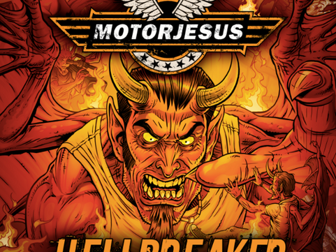 MOTORJESUS - 'Hellbreaker' Album Review
