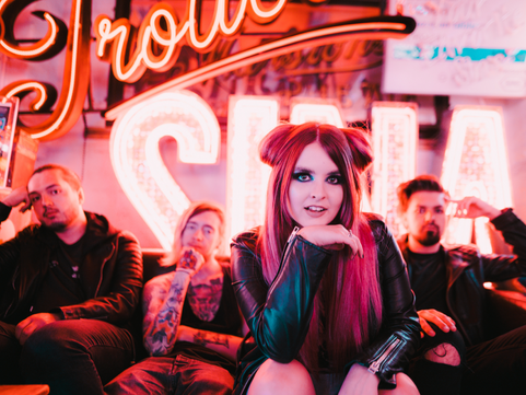 As December Falls Release Video For New Single 'Nothing On You'
