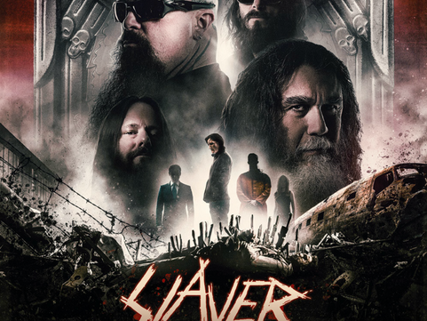 Slayer - 'The Repentless Killogy' Film Review