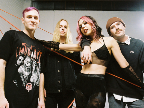 Yours Truly Release Video For New Single 'Walk Over My Grave'