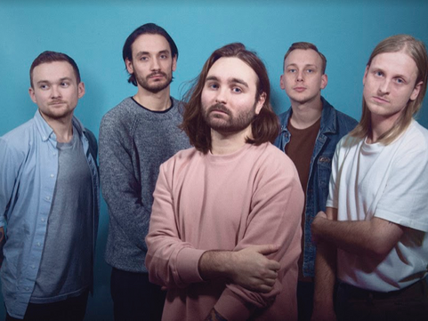 Wallflower Release Video For New Single 'Eat Away At Your Heart'